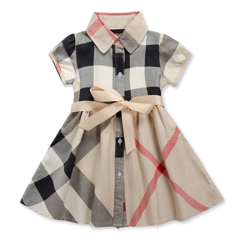 Design Girls Clothing Design Girls Dress Plaid