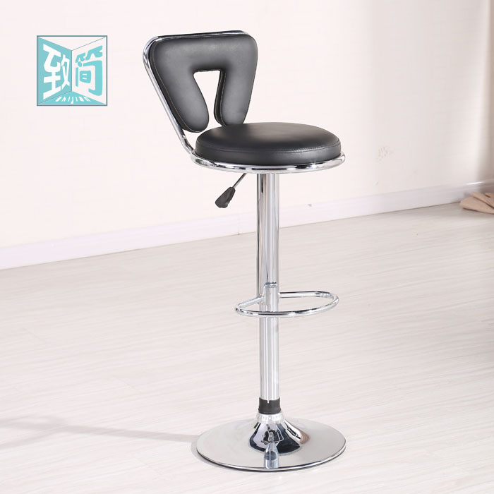 Bar stool bar chair lift Front desk stylish simplicity Continental leather<br><br>Aliexpress