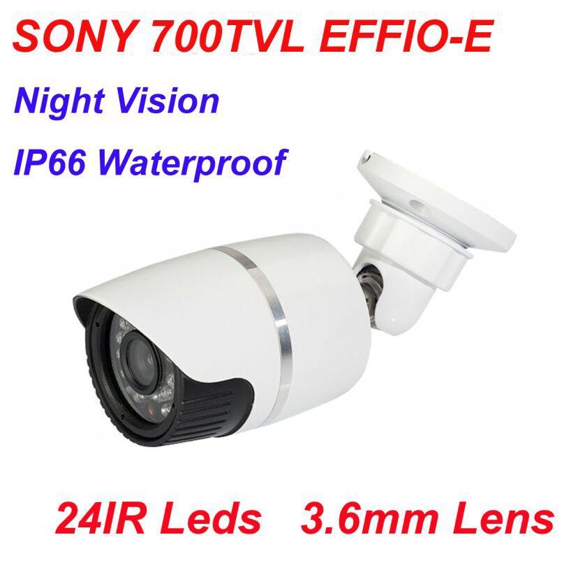 "Free Shipping Wholesale Security 1/3"" SONY Effio CCD 700tvl IR Night Vision Mini Dome Camera 3.6mm(China (Mainland))"