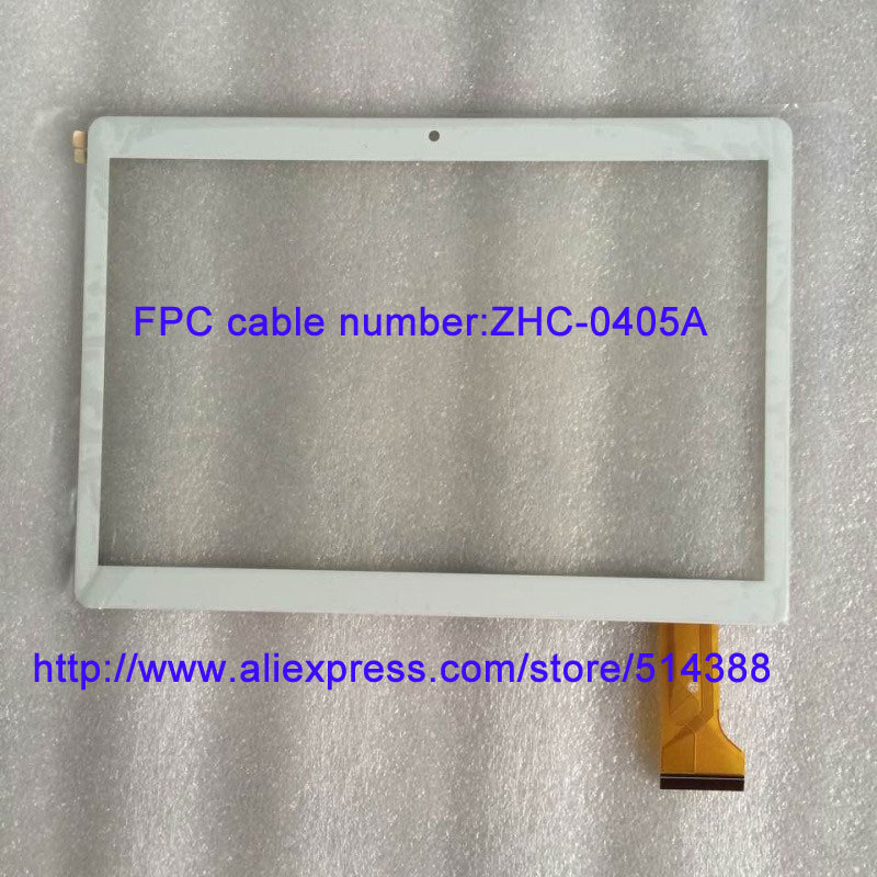9.6 inch touch screen,100% New touch panel,Tablet PC touch panel digitizer ZHC-0405A(China (Mainland))