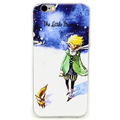 For Iphone 6 6s Cases Fashion Cartoon Little Prince Snowfield Soft TPU Phone Cases Cover for