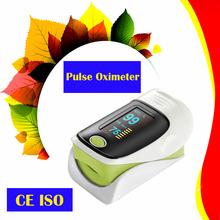 2004 Новый Пульсоксиметр SPO2 Частота пульса Монитор кислорода Звук сигнализации различных направлениях Показать