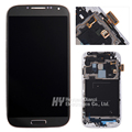Replacement 100 original LCD diaplay Touch screen with frame For Samsung Galaxy S4 i9505 i9515 i337