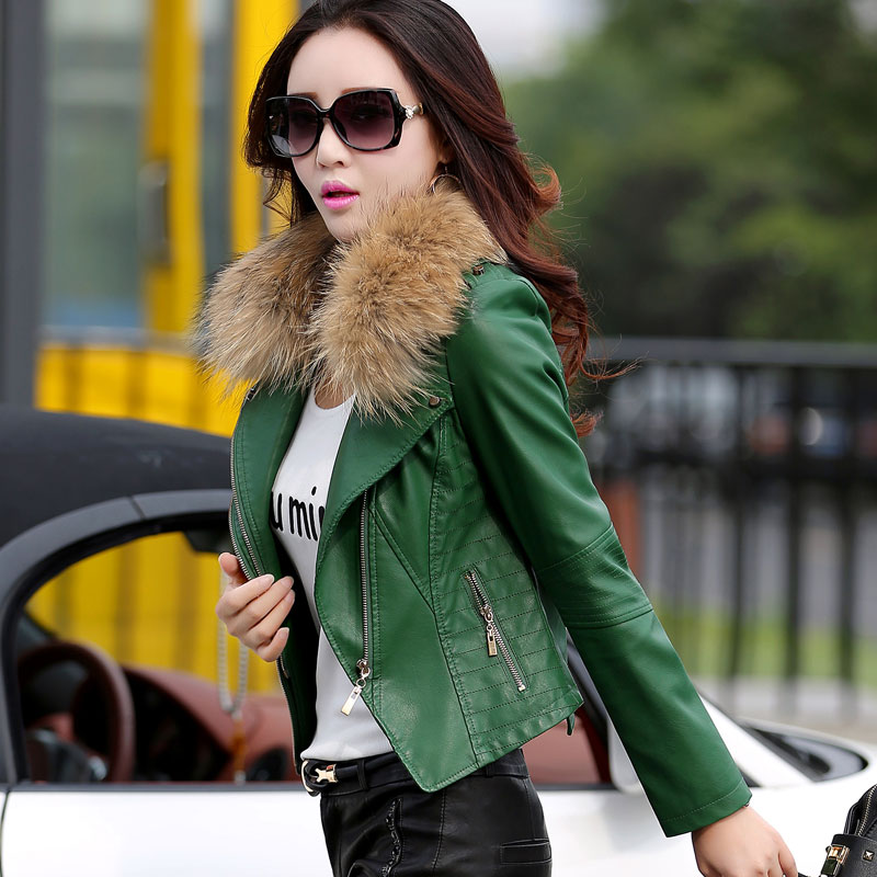 Brand leather jacket 2014 women coat Luxury faux leather Coats motorcycle women jacket fashion spring coat free shipping HB-22Одежда и ак�е��уары<br><br><br>Aliexpress