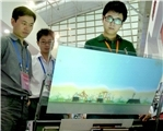 40 inch 10 Points LCD Capacitive Touch Foil Film,can be laminated onto glass