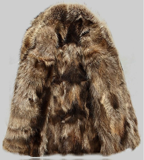 free EMS Men's Thicken Winter warm long fur Coat -35 2013 New Men fox collar Genuine mens leather sheepskin Jackets - Shoes and clothes in the world store