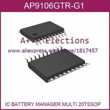 Hot Sell Integrated Circuits Original AP9106GTR-G1 IC BATTERY MANAGER MULTI 20TSSOP 9106 AP9106 5pcs
