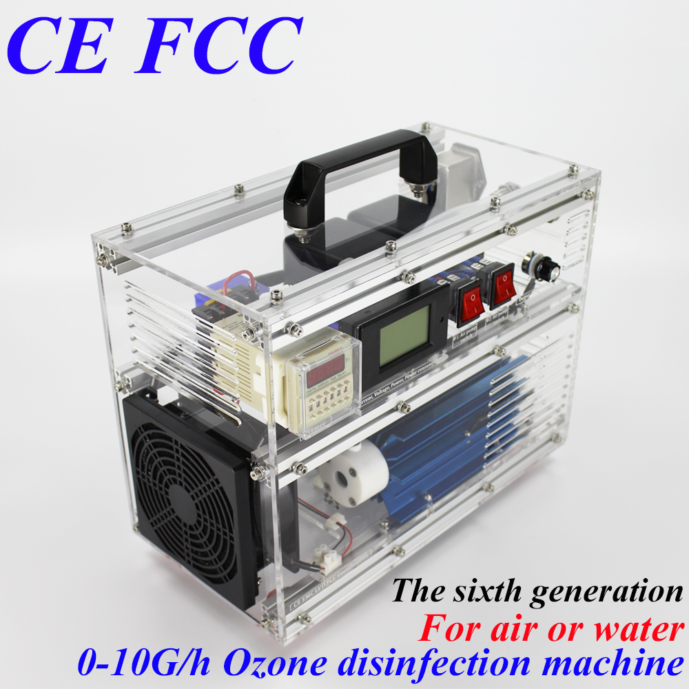 CE EMC LVD FCC Factory outlet BO-1030QY 0-10g/h 10gram ozone generator AC220V / AC110V Adjustable 10g ozone therapy machine(China (Mainland))