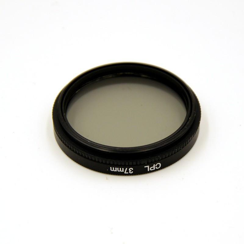 37mm CPL Filter For Xiaomi yi Camera Lens Protector Camera CPL For Original Xiaomi yi Action Sport Camera Accessories