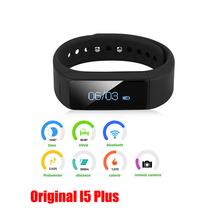 Buy Original iwown I5 Plus Smart Bracelet Bluetooth 4.0 Waterproof Fitness Tracker Health Wristband Sleep Monitor PK mi Band 2 P10 for $15.99 in AliExpress store