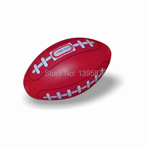 Rugby football type inflatable swimming toys inflatable ball funny kid toys child toys Play water polo(China (Mainland))