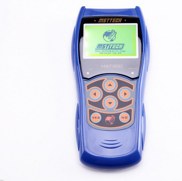 Auto OBD II code Reader for OBD 2 scanner MST-300(China (Mainland))