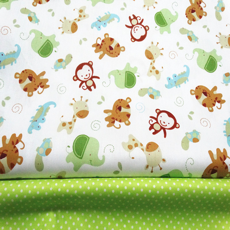 Online buy wholesale sock monkey fabric from china sock for Baby monkey fabric prints