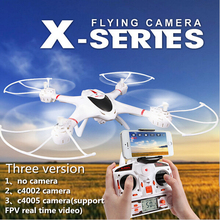New Arrival 2.4G MJX X400 6-Axis Gyro 4CH RC Quadcopter RTF 2.4GHz RC Helicopter 6-Axis GYRO Quadcopter Drone with Camera