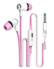 Hot Sale Original Langston JM21 Stereo Headphones 3 5MM In Ear Earphones Earbuds Super Bass Headset