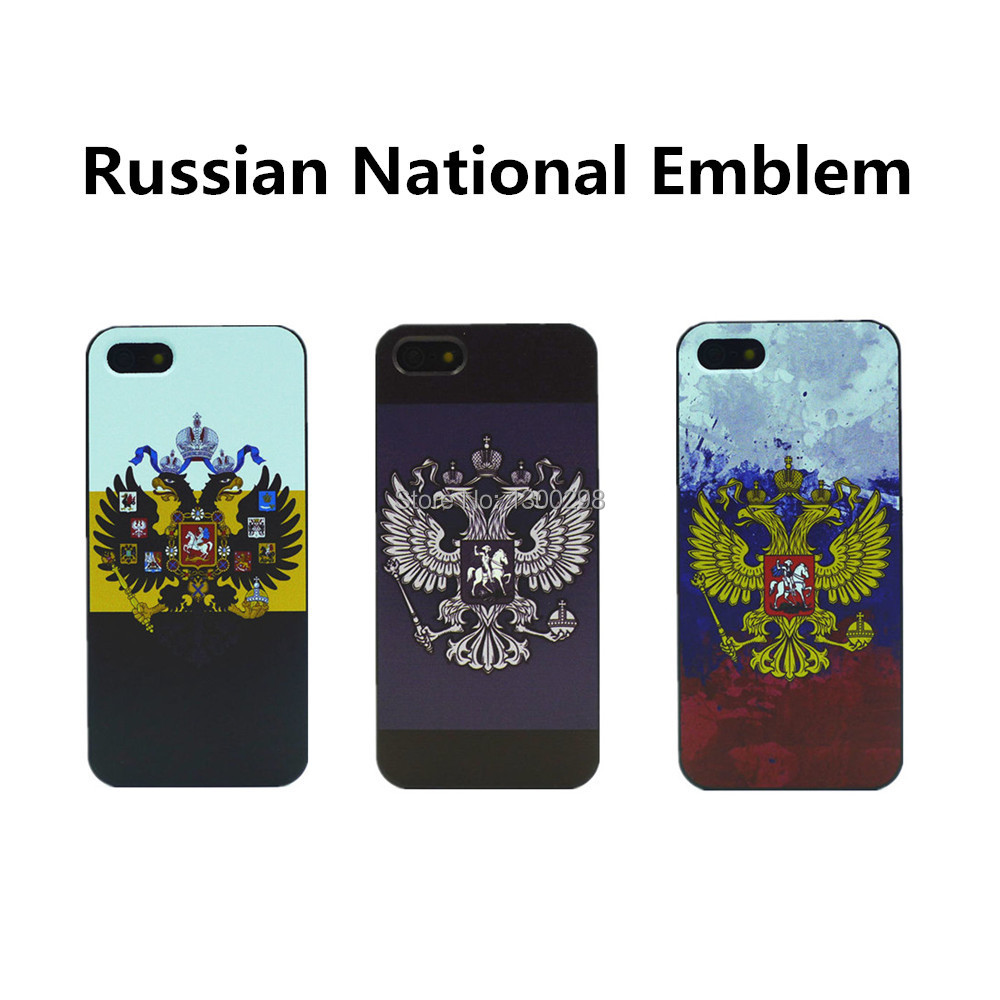 2014 New Listing Russian Flag Skin Case Cover for Apple i Phone iPhone 4 4s 5 5 5s 5c(China (Mainland))