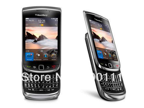 Free DHL/EMS SHIPPING 100% Original Blackberry 9800 Torch GSM Touch Sceen WIFI Mobile Phones Original(Hong Kong)