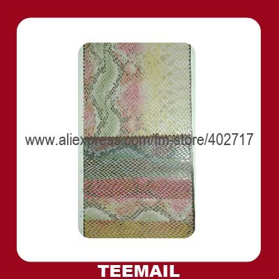 latest fashion PU leather with new design for bags accessories in retail selling
