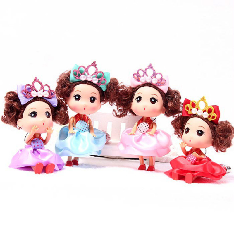 Super cute girl confused doll pendant crown section(China (Mainland))