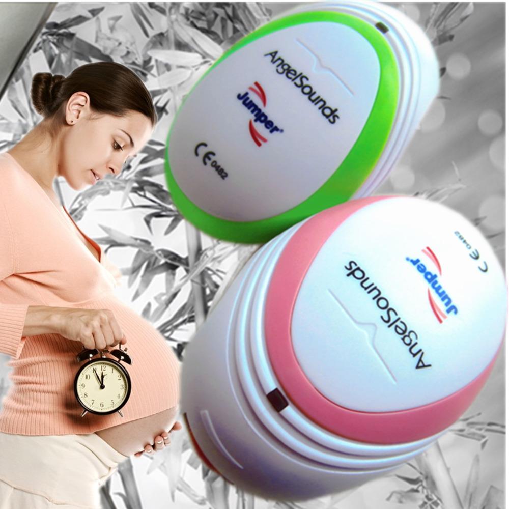 5piece/lot!!! Jumper Angel Sound Series Fetal Doppler, Pocket Ultrasound Fetal Monitor, Prenatal Monitor, Factory Directly(China (Mainland))