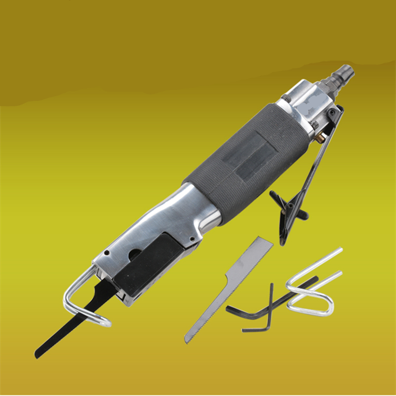 Micro Pneumatic Air Body Saw Mini Air Body Saw Pneumatic Reciprocating Cutters Device Air Sawing Tool Pneumatic Woodworking Tool(China (Mainland))