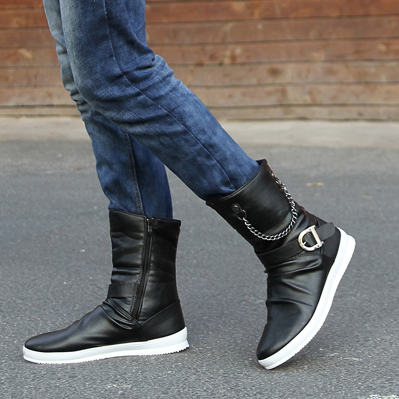 Best Long Boots For Men Iucn Water