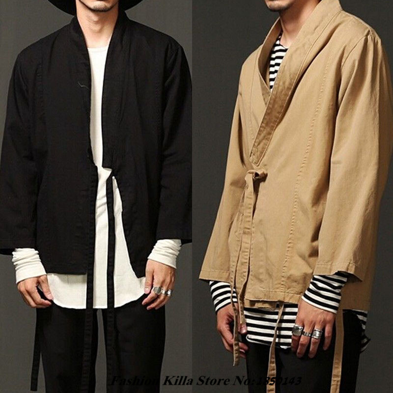 New fashion designer cool mens kimono japanese clothes Japanese clothing designers