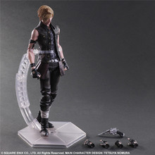 Buy Final Fantasy XV Prompto Argentum PVC Action Figure Collectible Model Toy 25cm for $37.59 in AliExpress store