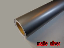 200cm*50cm high polymeric PVC matte car wraps vinyl sticker with Air release free shipping(China (Mainland))