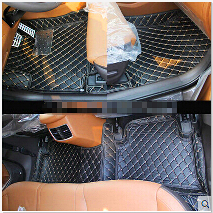 Good carpet! Special floor mats for Hyundai Tucson 2016 non-slip waterproof durable rugs carpets for Tucson 2015,Free shipping<br><br>Aliexpress