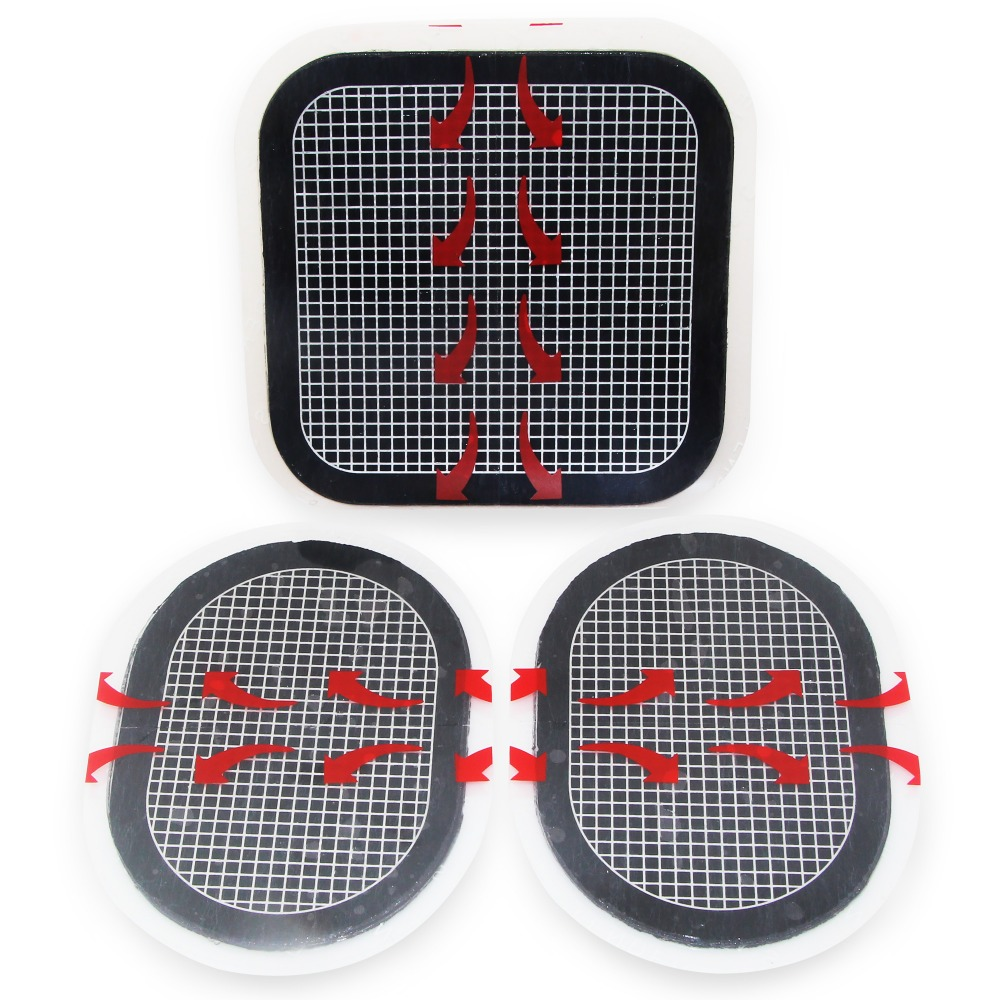 Almohadillas de Gel de reemplazo Para El Sistema Muscular Abdominal Abs Flex cinturón de tóner ABS Flex cinturón pad(China (Mainland))