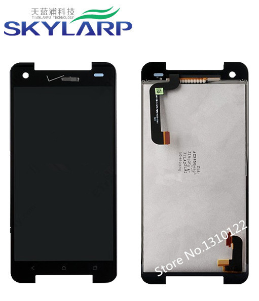 original LCD Module With Digitizer Touch Screen Replacement for HTC Butterfly S - Black, With Verizon Logo(China (Mainland))
