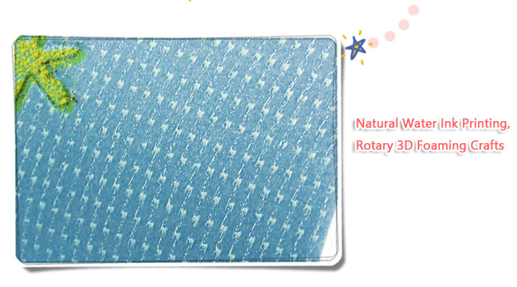 Modern Cartoon Starry Night Moon and Stars Children Wallpaper Room ...