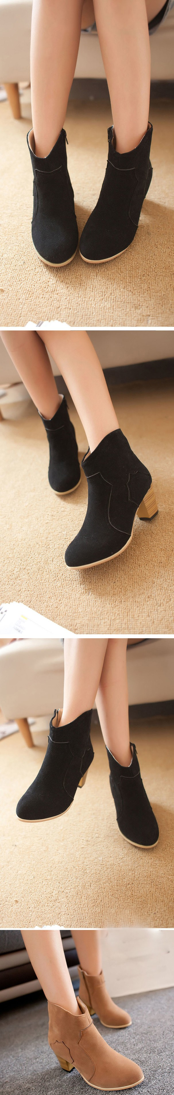 Detail Feedback Questions about COVOYYAR 2019 Hot Fashion Boots ... 5d3fbda5d782