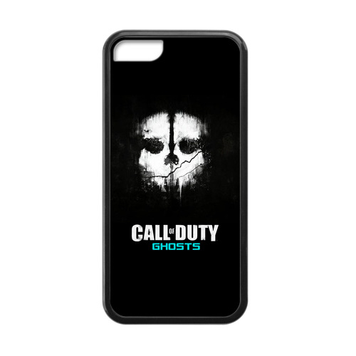 Clearance Game Call of Duty Ghosts Case for iPhone 5c Outlet(China (Mainland))
