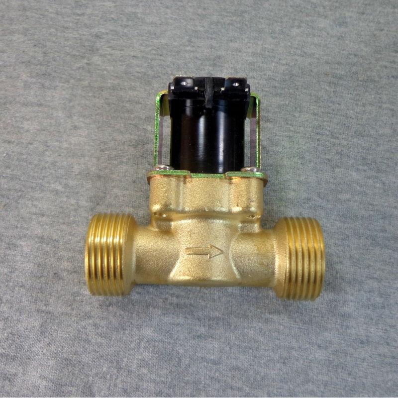 "SVB-MP43-12V Pressure Solenoid Valve 12V DC Actuator Electromagnetic Control Valve G3/4"" BSP Thread(China (Mainland))"
