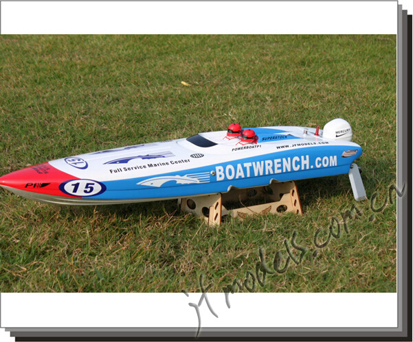 RC boat Brushless electric remote control Speedboat(China (Mainland))