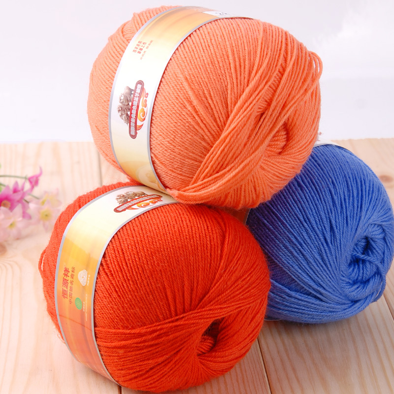 Crocheting Yarn Shop : Wool hand knitted yarn Hengyuanxiang 2888 Eco crocheting yarn ...