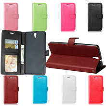 Luxury Wallet Flip PU Leather Case Cover Sony Xperia C5 Ultra Dual E5533 E5553 Cases Phone Back Card Holder Bag - Jackie Union Trading Co.,Ltd store