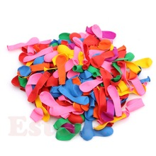 500Pcs Water Bombs Colorful Water Balloons for Party Children Sand Toy(China (Mainland))