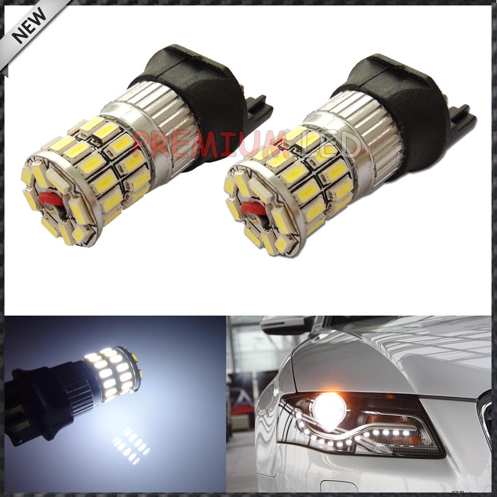 2pcs Error Free Canbus High Power 4W Extreme Bright 36-SMD 3014 PWY24W PW24W LED Bulbs(China (Mainland))