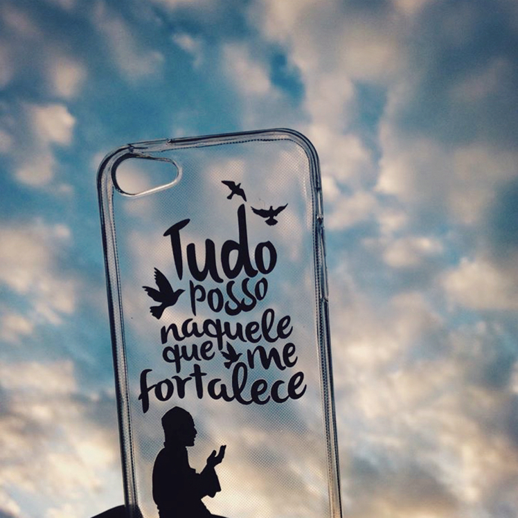 150pcs/lot New Arrival Custom Portuguese Words Transparent Soft TPU Phone Case For Apple iPhone 6 6S 5S UPS/FedEx(China (Mainland))