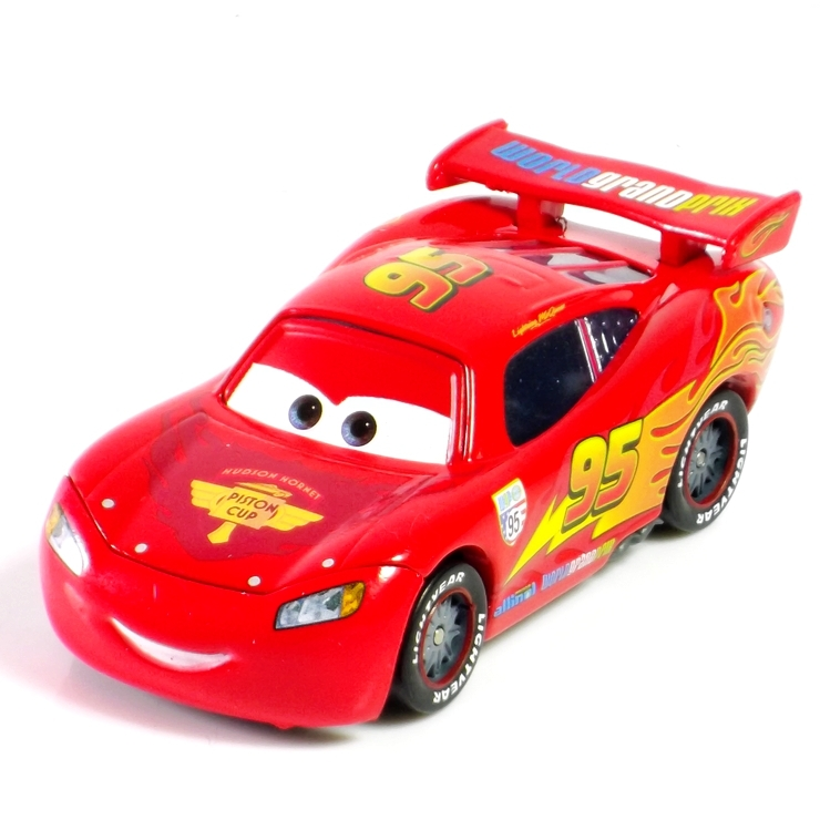 Cars 1 And 2 Toys : Mc queen no of pixar cars mini alloy toy car