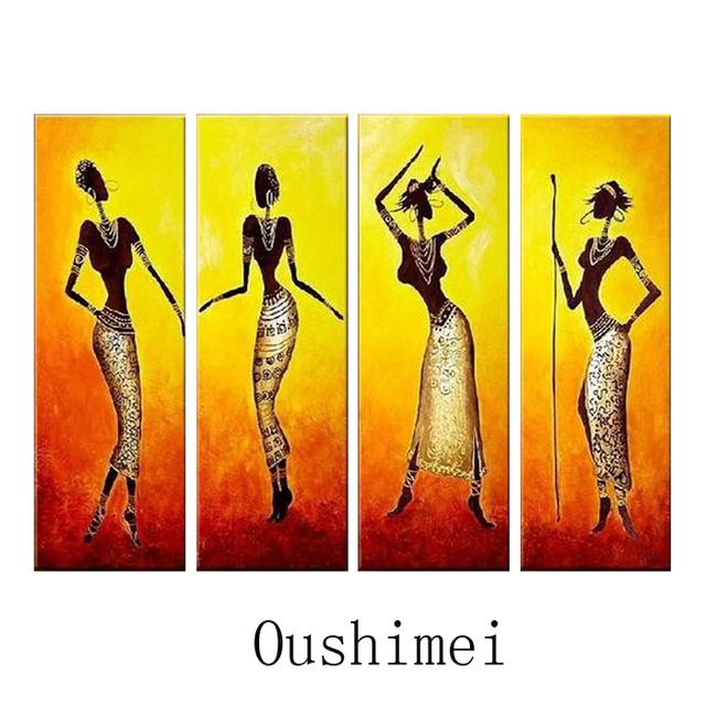 india dancer paintings on canvas oil painting for living room wall art