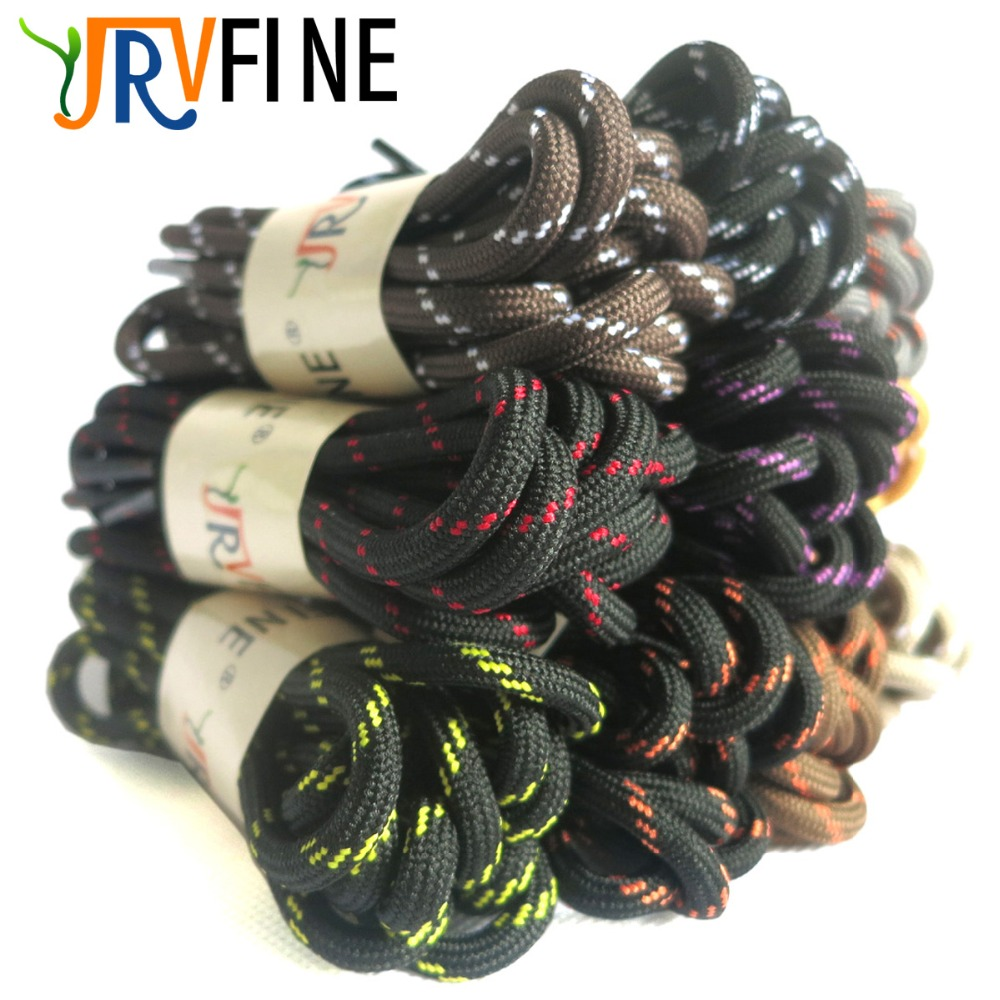 YJRVFINE 2 Pair/Lot Length Dia. 0.4CM 10 Colors Shoe Accessories Polyester Polka Dot Round Elastic Leather Shoelaces Shoe Laces(China (Mainland))