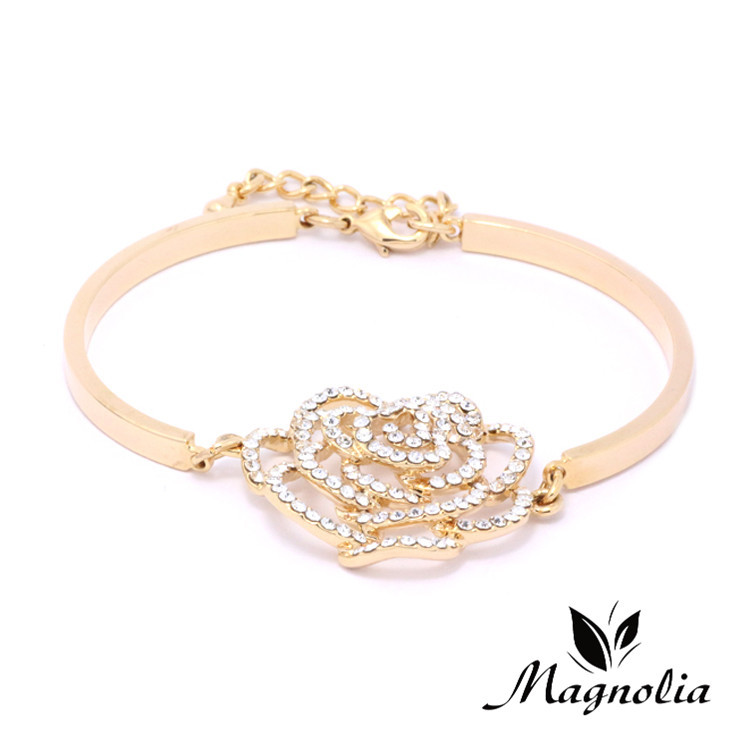 Браслет Magnolia 2015 Luxry Bling & Bracelect , 01256b эркер magnolia custom furniture