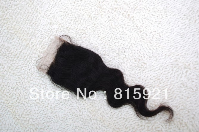 Elegant Wig 4x4 Size Quality Human Hair Lace Frontal Sale  -  EJS Shop store