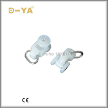 Best quailty Curtains Quiet electrical curtains Sling Wheel or  Pulleys For electrical Curtains motor(China (Mainland))