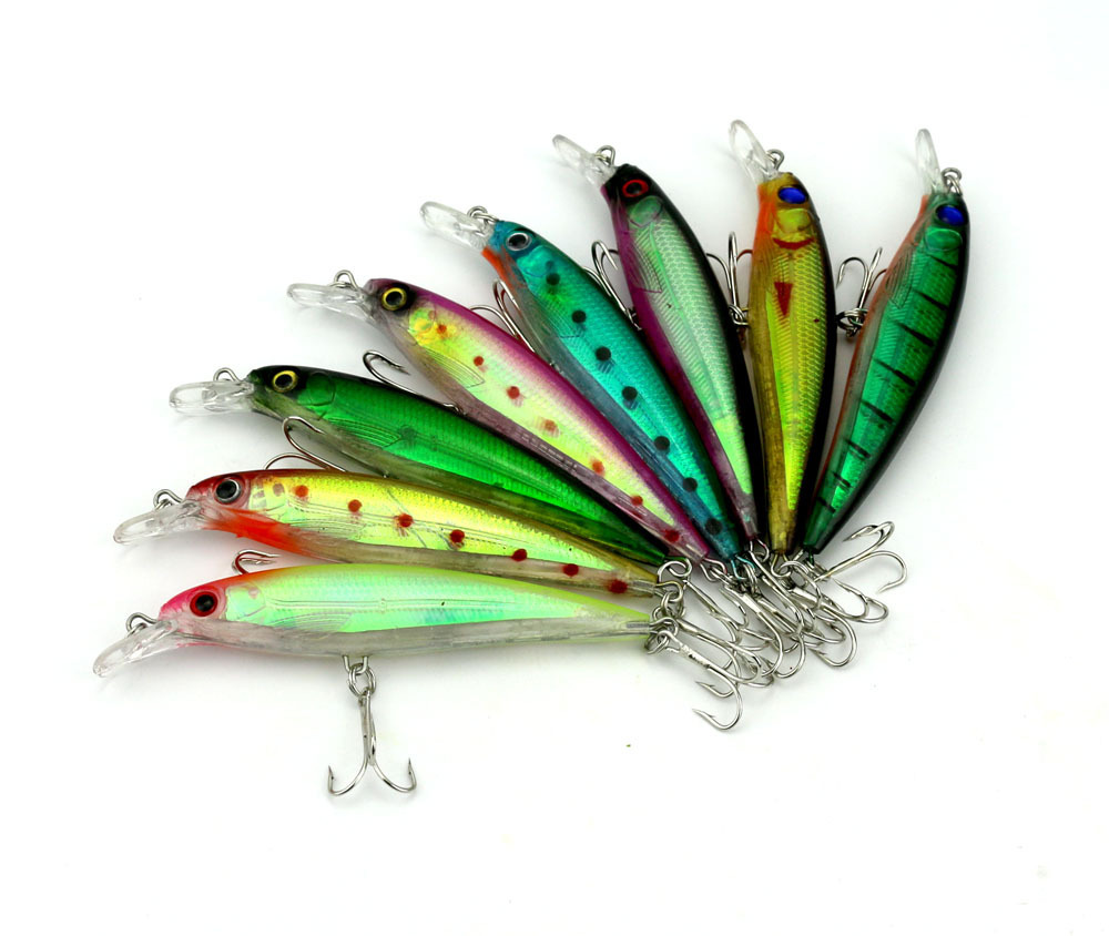 2015 New fishing lure 11.2cm 13.6gNecessary artifact 8 colour Steel Wire fly fishing Solid and durable trulinoya FSH0018(China (Mainland))