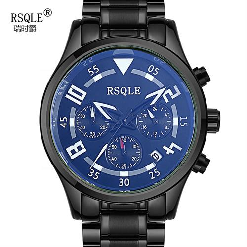 SwissRSQLE real authentic luxury brand mens military quartz watch sports noctilucent business waterproof watch of wrist of men<br><br>Aliexpress